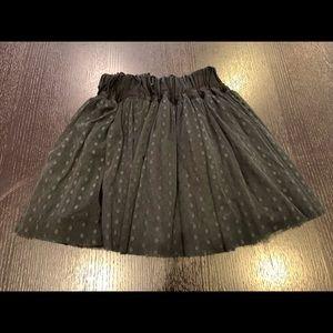 Elaine et Lena Mesh Tulle Skirt